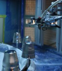 塗装装置・システム開発イメージ