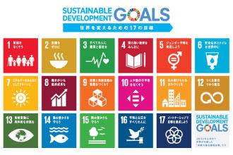 環境対応・SDGsへの取組みイメージ